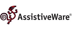 AssistiveWare logo horizontal